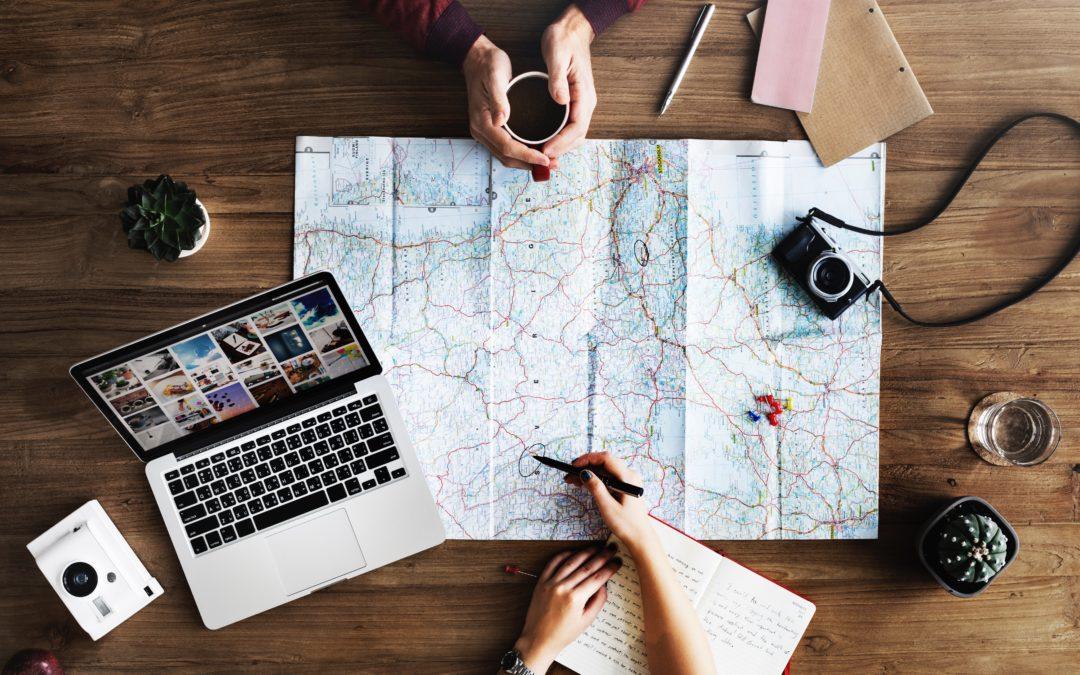 Een vakantie boeken, hoe begin je?